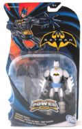 Batman Power Attack Missile Figure Blizzard Buster